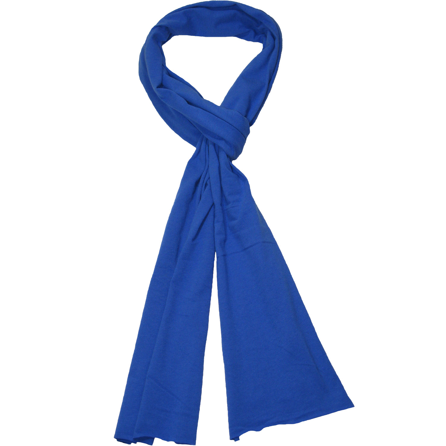 La Fiorentina Women's Long Scarf with Contrasting Fringe, Dark Blue/Light Blue, One Size. Long oversized scarf with a extra long fringes to add a pop of color to any outfit. This scarf can be worn looped around multiple times for that relaxed look. more.