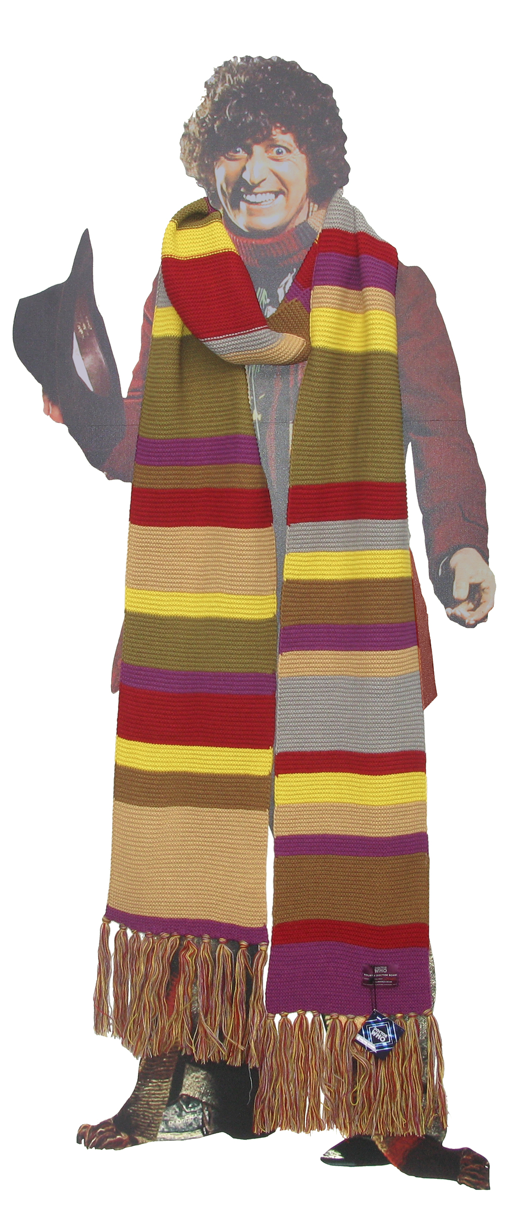 index of images doctor who scarf